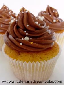 Black White Cupcakes